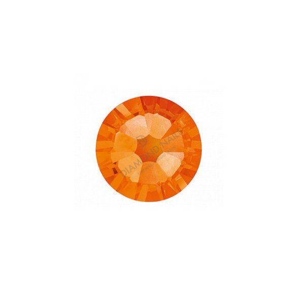 Swarovski Rhinestones SS10 Orange - 100pcs