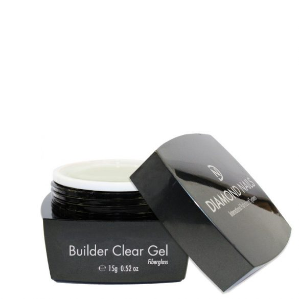 Builder Clear Fiberglass Gel 15g