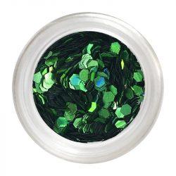 Small Nail Art Flitter - Green