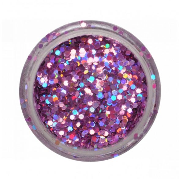 Small Nail Art Flitter - Purple