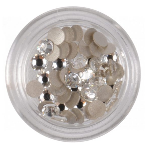 Large crystal rhinestones ss16, 50pcs