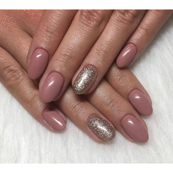 Gel Nail Polish - DN101 - Cosmic Gold