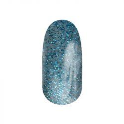 Gel Nail Polish - DN103 - Glittering Aquamarine