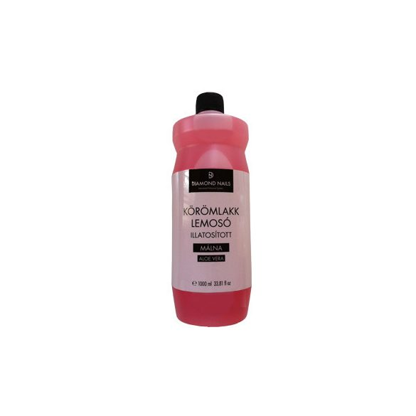 Nail Polish Remover - Raspberries - 1000ml (*)