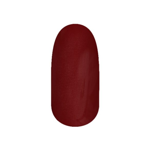 Gel Nail Polish - DN042 - Metalic Red