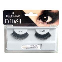False Eyelashes - M12