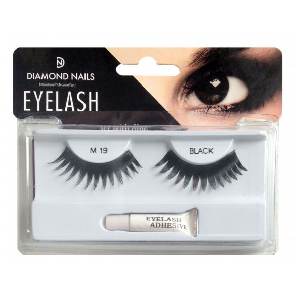 False Eyelashes - M19