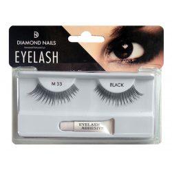 False Eyelashes - M33