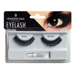 False Eyelashes - M34