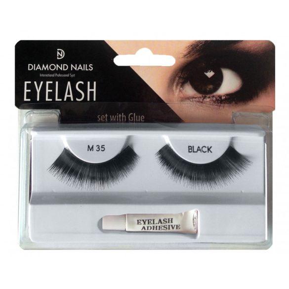 False Eyelashes - M35