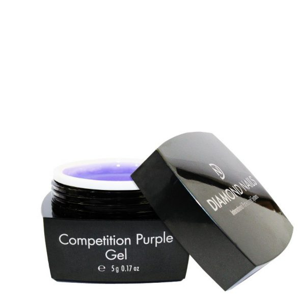 Competition Purple UV Nail Gel 5g