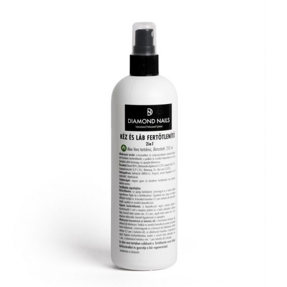 Hand and foot disinfectant fluid - 250ml