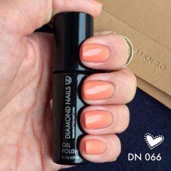 Gel Nail Polish - DN066 - Peach Blossom