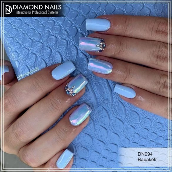Gel Nail Polish - DN094 - Baby Blue