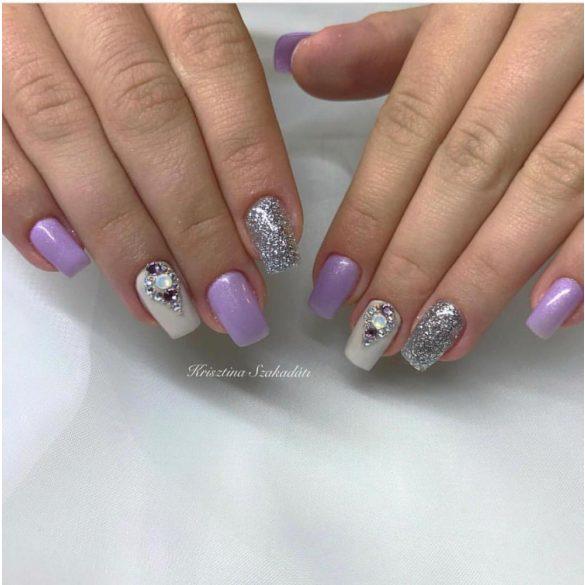 Gel Nail Polish - DN080 - Lavender Pearl