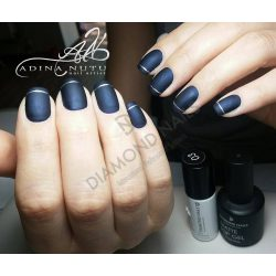 One Step Gel Nail Polish - OS003 - Dark Blue