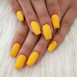 One Step Gel Nail Polish - OS006 - Yellow