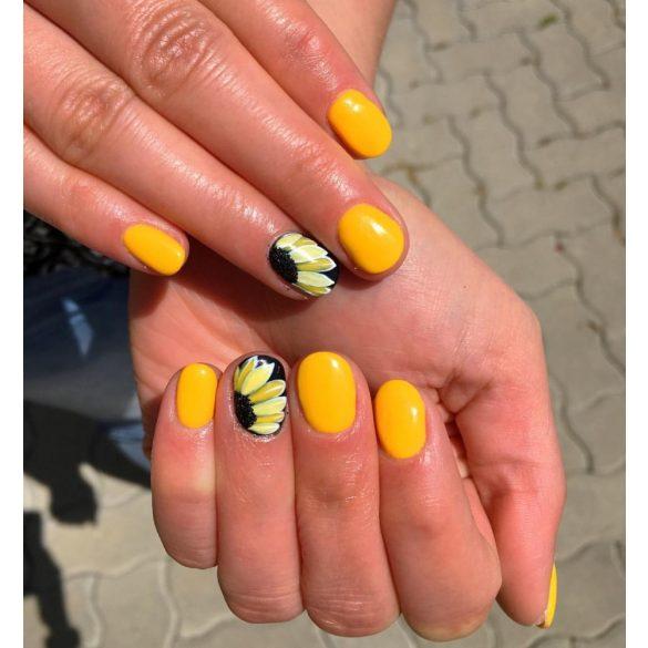 One Step Gel Nail Polish - OS006 - Yellow