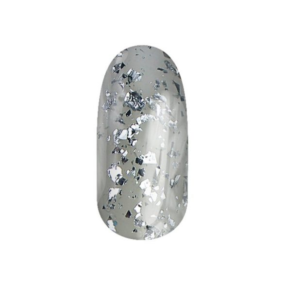 Gel Nail Polish 4 ml - DN111 - Silver Filings
