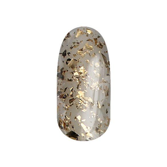 Gel Nail Polish - DN113 - Gold Filings