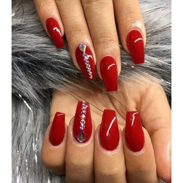 Gel Nail Polish - DN134 - Red