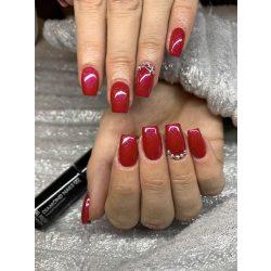 Gel Nail Polish - DN135 - Iridescent Red