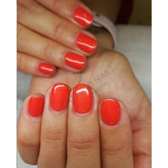 Gel Nail Polish - DN137 - Shimmering Grapefruit