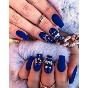 Gel Nail Polish - DN140 - Navy Blue