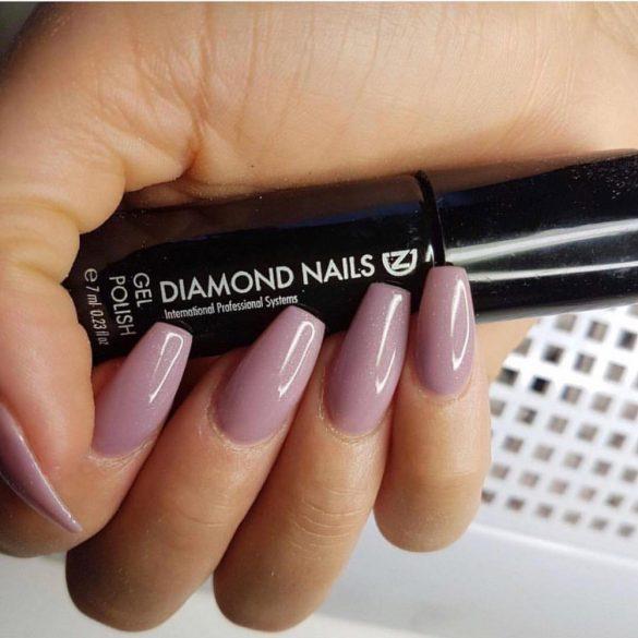 Gel Nail Polish - DN126 - Purple Nude