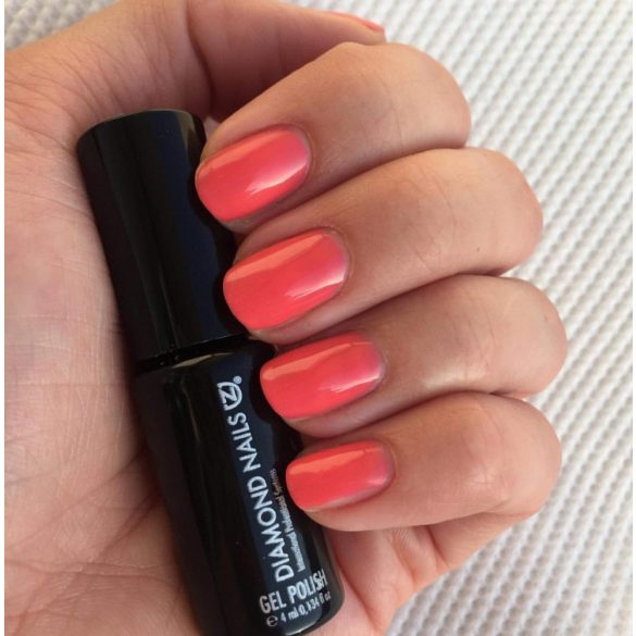Gel Nail Polish - DN147 - Pink Coral