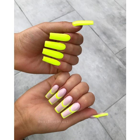 Gel Nail Polish - DN149 - Neon Yellow