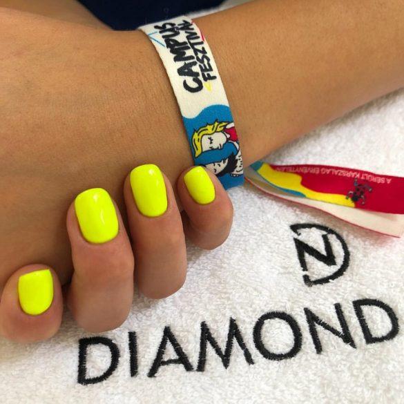 Gel Nail Polish - DN149 - Neon Yellow
