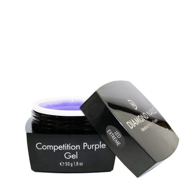 Extreme LED Competition Purple Gel 50g