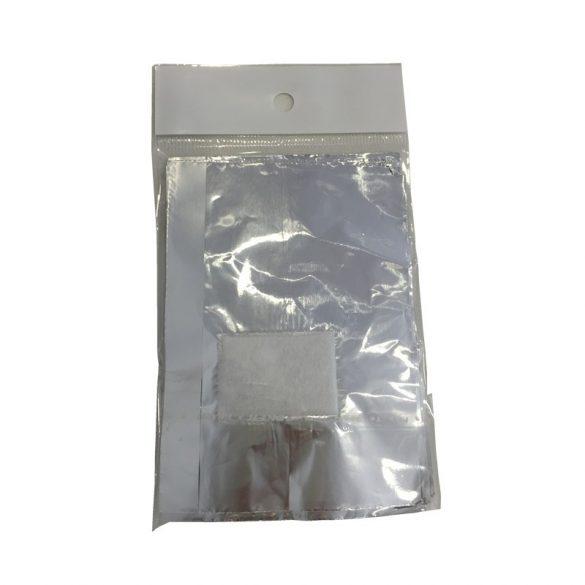 Soak Off Gel Nail Polish Remover Foil Wraps 10pcs