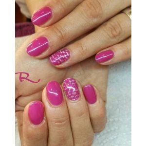 Gel Nail Polish - DN156 - Mulberry