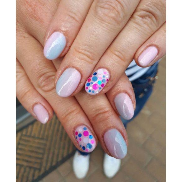 Gel Nail Polish - DN160 - Shimmering Baby Pink