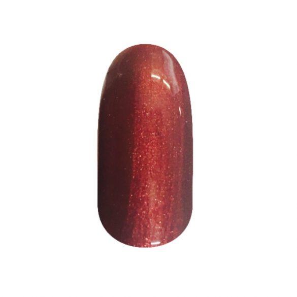 Gel Nail Polish - DN166 - Sangría (metallic)