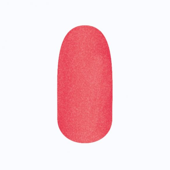 Gel Nail Polish - DN192 - Shimmering Neon Orange-Pink