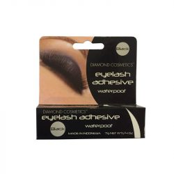 Eyelash glue - black