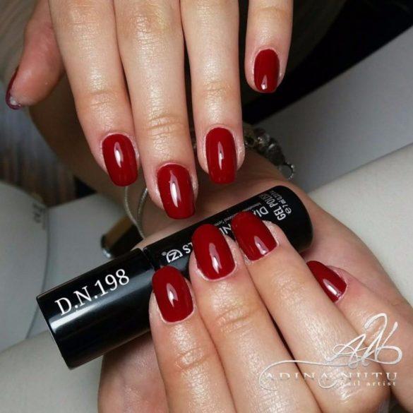 Gel Nail Polish - DN198 - Burgundy
