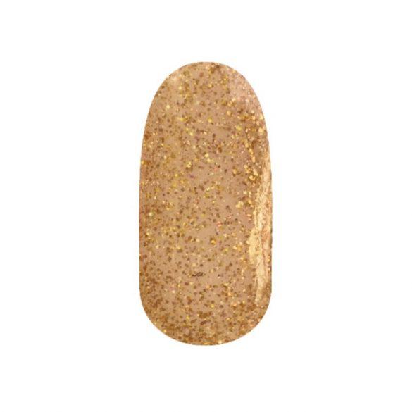 Gel Nail Polish - DN117 - Glittering Gold Unicorn