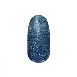 Gel Nail Polish DN207 - Shimmering Denim
