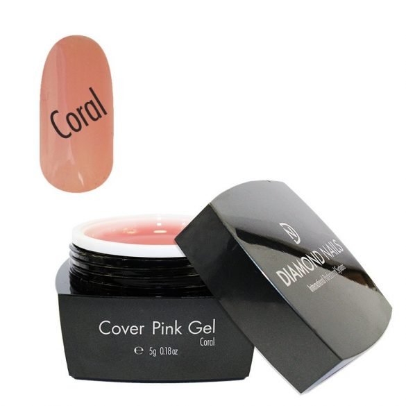 Cover Pink UV Nail Gel 5g - Coral