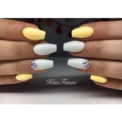Gel Nail Polish DN209 - Summer Yellow
