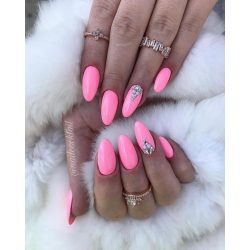 Gel Nail Polish DN210 - Cotton Candy