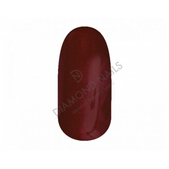Gel Nail Polish 4ml - DN198 - Burgundy