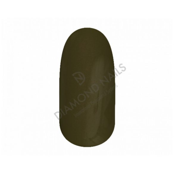 Gel Nail Polish 4ml - DN029 - Dark Brown Pearl