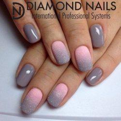 Gel Nail Polish - DN222 - Grey Dove