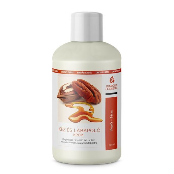 Hand and foot cream - Maple pecan 500ml