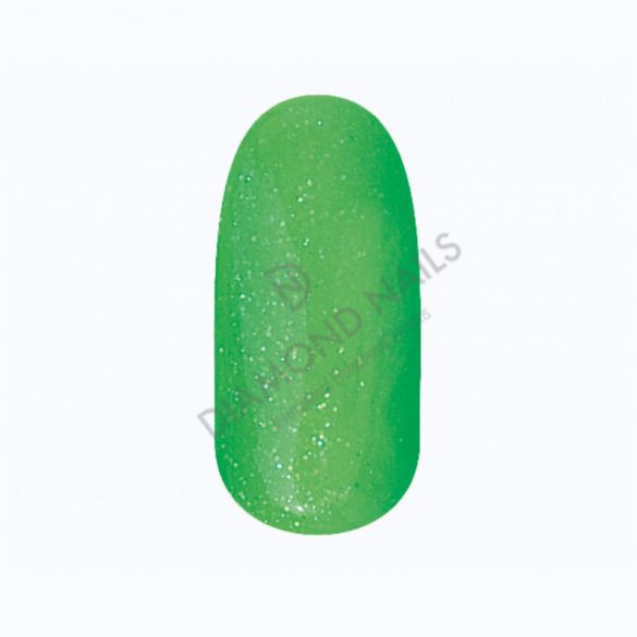 Gel Nail Polish 4 ml - DN194 - Shimmering Neon Green